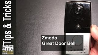 Looking for a NO FEE Smart Wifi Doorbell?  Check out the Zmodo Greet