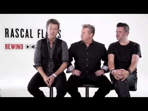 Rascal Flatts Answer Childhood Music Question
