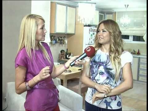 SON MODA programında Esra Balamir'in evine konuk olduk...