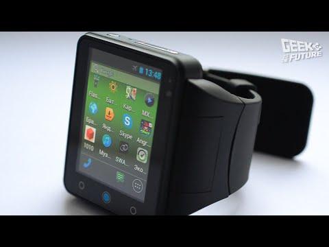 Обзор Neptune Pine: смартфон, надевающийся на руку