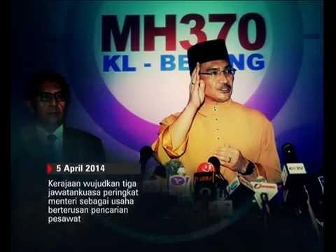 15 Jun -  KRONOLOGI 100 HARI KEHILANGAN MH370