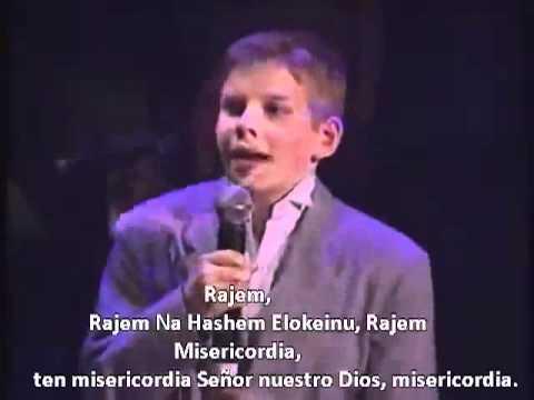 RAJEM - TEN MISERICORDIA   Subtitulado al español