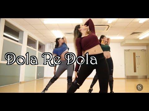 DOLA RE DOLA | Devdas | dance choreography | Bollyhood | London dancers