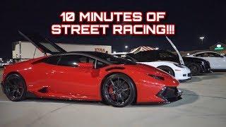 850hp Shelby GT500 vs Lambo vs 800hp ZR1 vs TT GT350 + BMW M3 vs McLaren & MORE!!!