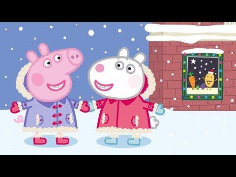 Świnka Peppa ❄️ Zima ❄️ Bajki Po Polsku | Peppa po Polsku