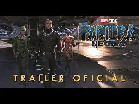 Pantera Negra – Trailer (legendado) thumbnail