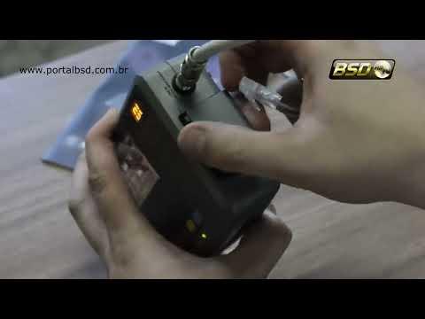 Medidor de sinal DSM Desired da 8dtek - Parabólica Digital