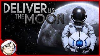 SOY LA ULTIMA ESPERANZA DE LA HUMANIDAD! - Deliver Us The Moon │ Primer Vistazo en Español