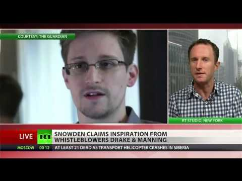 Snowden inspired by Manning to reveal NSA spying?