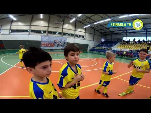 Turnaj O sklářský pohár - kategorie U9 (26.2.2019)