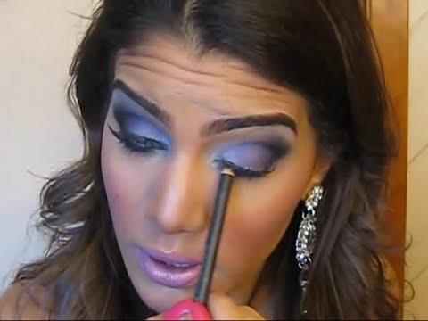 Maquiagem para BAILE de FORMATURA por Camila Coelho