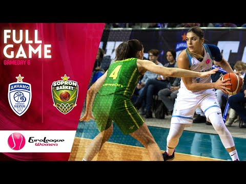 Dynamo Kursk v Sopron Basket - Full Game - EuroLeague Women 2019-20
