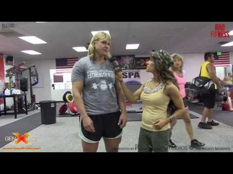 Strongest Woman In The World 2014 Scott @ rab 2014 geared