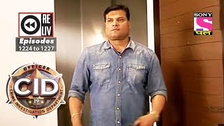 Weekly Reliv | CID | 11th November to 17th November 2017 | Episode 1224 to 1227