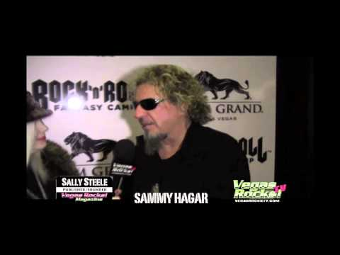 SAMMY HAGAR INTERVIEW