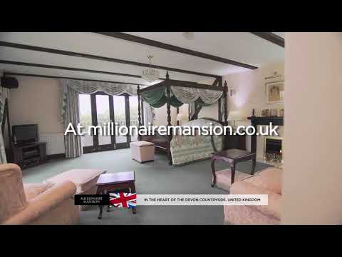 millionairemansion.co.uk Offer British Mansion in the First Global Competition to Win a Luxury Home