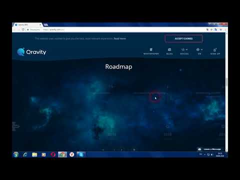 Qravity - студия развлечений, где творческие команды получают отчисления за свой контент
