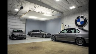 2003 BMW M5 with 19K Miles - EAG New Arrival: 3 Sterling Grey M5s on display