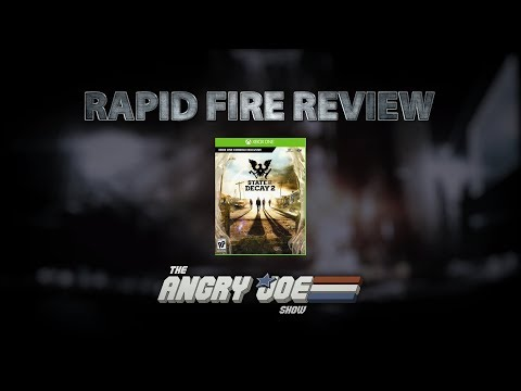State of Decay 2 Rapid Fire Review
