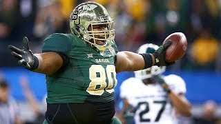 "Best ""Big Guy"" Moments in NCAA History"