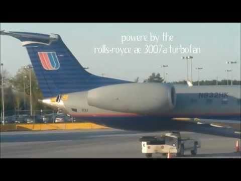 US Airways Express CRJ-200-LR Ottawa Departure