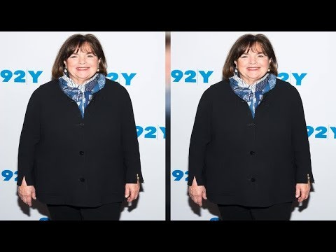 Ina Garten Says She'd Serve President Donald Trump 'a Subpoena' For Dinner If She Was Hosting Him -