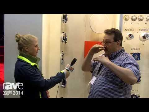 ISE 2014: Katie Interviews David of KEF