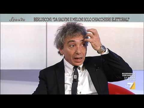 L'aria che tira - Parla Silvio Berlusconi (Puntata 02/06/2016)