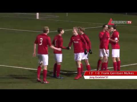 Samenvatting Jong Excelsior'31 - De Zweef (Tukker Cup)