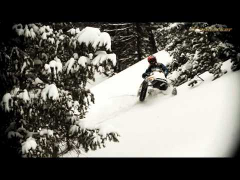 Bret Rasmussen BoonDocker Turbo Ski-Doo XM