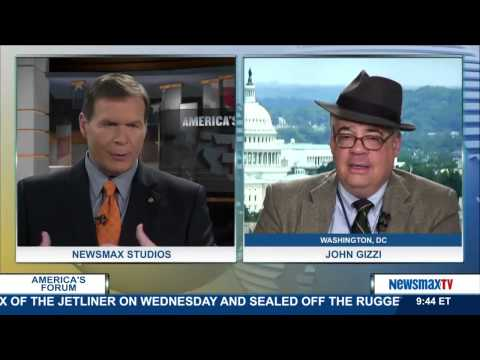 America's Forum   John Gizzi  discusses Afghan President Ghani's address to Congress today