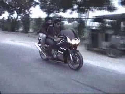 Yamaha YZFR karachi sport bike .flv