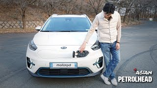 2019 Kia Niro EV Review - How is an electric car from Kia to Drive & Charge??? A.K.A. Kia e-niro