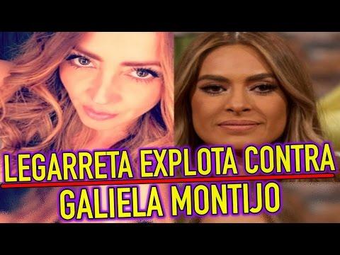 Andrea Legarreta MANDA MENSAJES  a Galilea Montijo tras PRESUMIRLE  VACACIONES