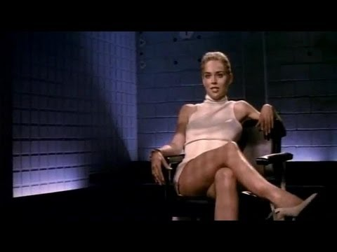 Basic Instinct movie scenes Basic Instinct 1992 Official Trailer 360p
