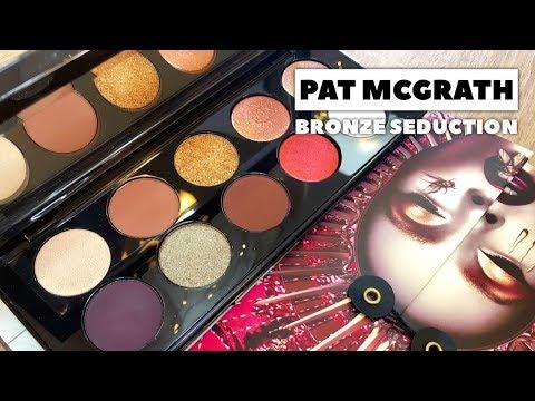 Pat McGrath Mothership V Bronze Seduction Review & Tutorial