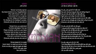 WOMAN John Lennon (Lời Việt & thể hiện: Tuấn RC)