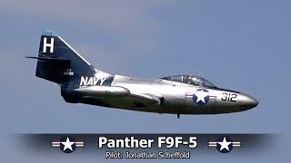 Rc Jet Grumman Panther F9F-5