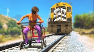 GTA 5 Funny Moments #184 (Fails and Random Gameplay Moments)