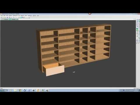 Furniture Design Software: Quick And Easy Design With Polyboard