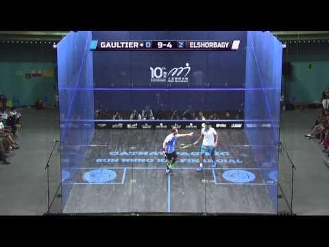Hong Kong Open 2014 - PSA Final Roundup - Gaultier v Elshorbagy