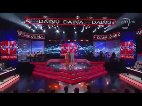 """LRT projektas """"Dainų daina"""": Vudis """"Kodas meilė"""" (Karina Krysko - Skambinė) HD"""