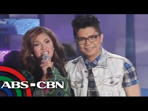 Vina Morales Hugs Vhong Navarro video