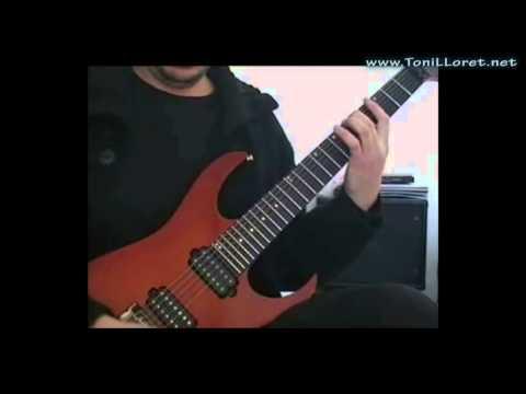 Clases de Guitarra (28) - Libro de Arpegios (Ejercicios del 1 al 10)