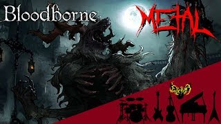 Bloodborne - Cleric Beast 【Intense Symphonic Metal Cover】