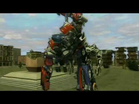 Megatron Prime Games Optimus Prime vs Megatron