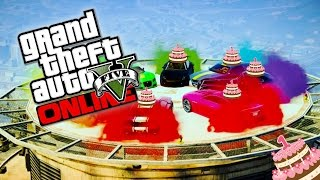 GTA 5 Online - State of the Game: GTA Online 1 Year Anniversary Edition! (GTA 5 Gameplay)