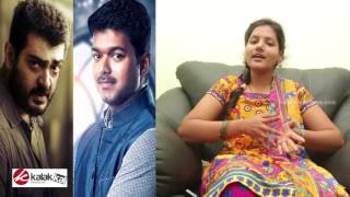A.r.Murugados was shocked about vijay and ajith Fans
