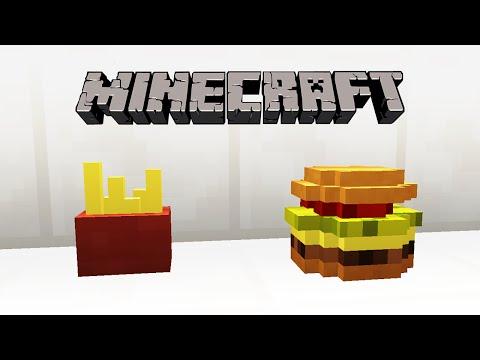 McDonald's Simulator - Minecraft