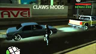 Prototype Mods In Gta Sa(NEW 2012)